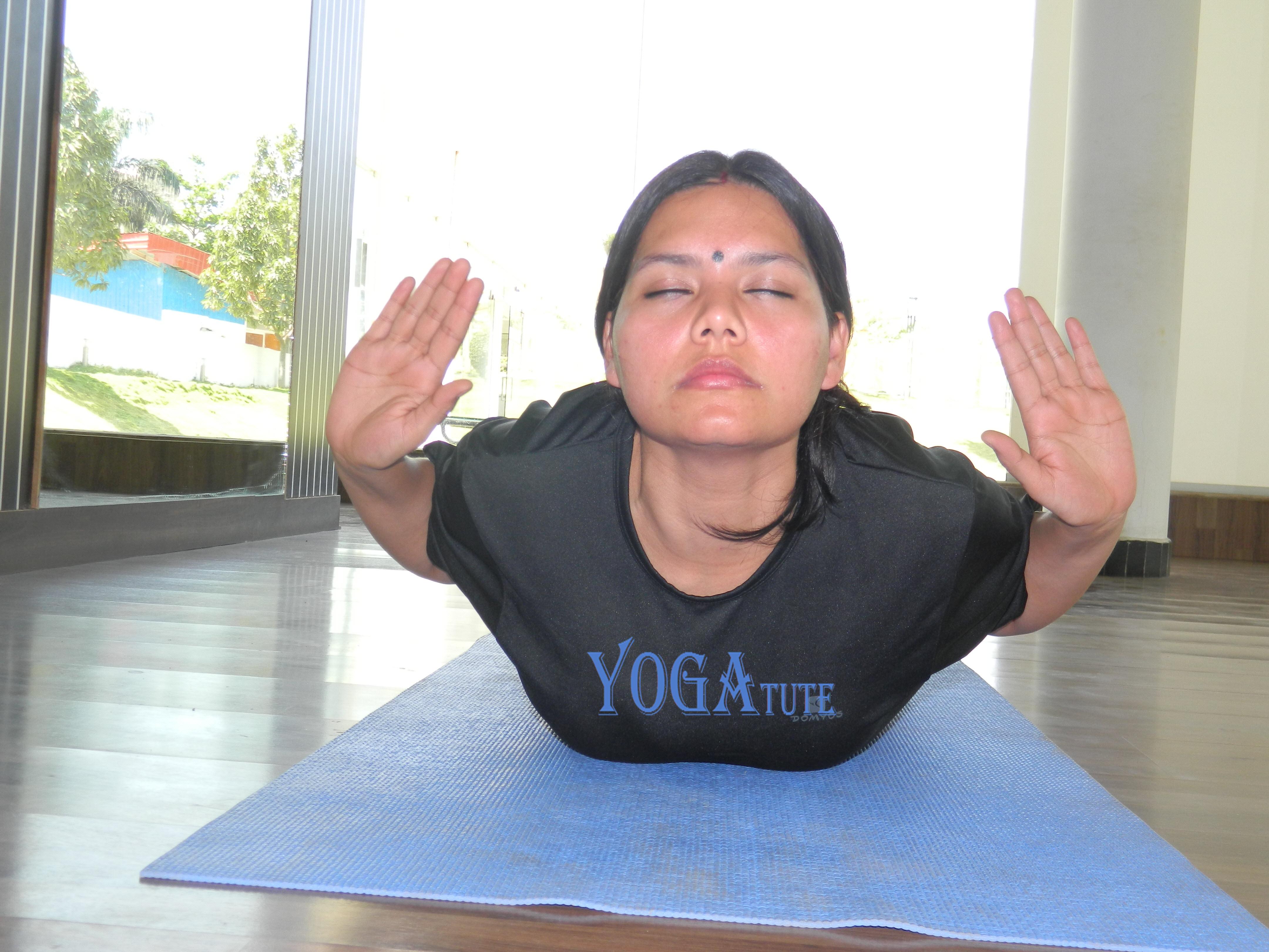 Bhujangasana: A Cobra Pose Asana – 3