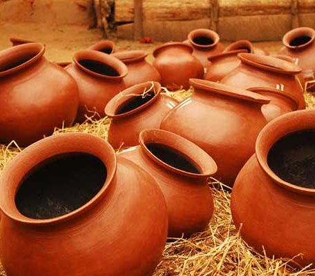 Earthen Pots| The Organic and Natural way of cooking Food