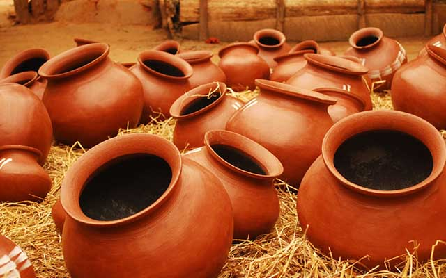 Earthen Pots| The Organic way of cooking Food