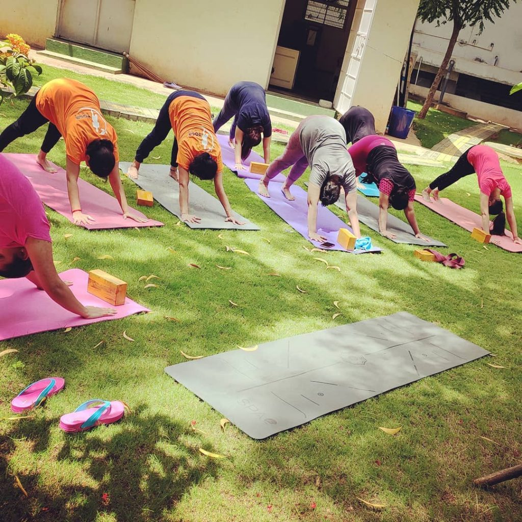 Why should you experience Sunshine Yoga?