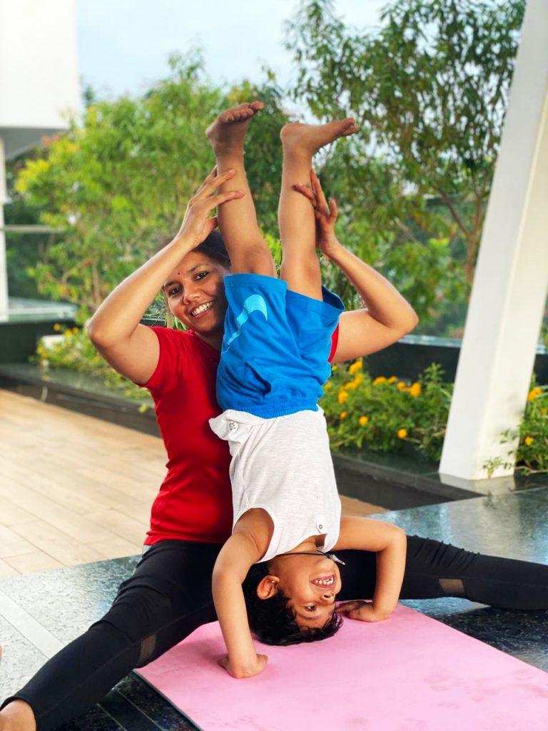 The Story of Shift through 200 RYT Yoga Training